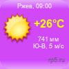 Погода во Ржеве