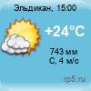 Weather in Eldikan