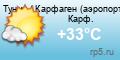 Погода - Тунис
