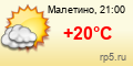 Погода в Малетино-33