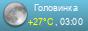 Погода в Головинке
