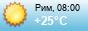 Погода в Риме
