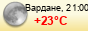 погода - Вардане
