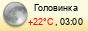 погода - Головинка