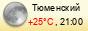 погода - Тюменский